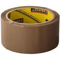 "Лента Stayer 1207-50 ""MASTER"" клеящая, коричневая, толщина 45 мк, 48мм х 60м. Интернет-магазин Vseinet.ru Пенза"