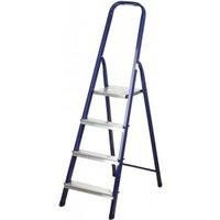 Лестница-стремянка стальная, 6 ступеней, 124 см, 38803-06. Интернет-магазин Vseinet.ru Пенза