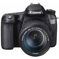 Фотоаппарат Canon EOS 70D, 20.9 Mpx, KIT 18-135 IS STM. Интернет-магазин Vseinet.ru Пенза