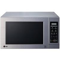 Микроволновая печь LG MS2044V черный с серебристым. Интернет-магазин Vseinet.ru Пенза