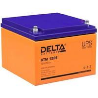 Фото Аккумуляторная батарея для ИБП DELTA DTM 1226 12В, 26Ач. Интернет-магазин Vseinet.ru Пенза