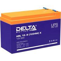Фото Аккумуляторная батарея для ИБП DELTA HRL 12-9 (1234W) X 12В, 9Ач. Интернет-магазин Vseinet.ru Пенза