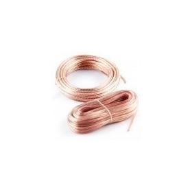Акустический кабель Kicx SCC-1612 ,16AWG, 12м, прозрачный