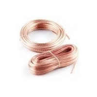 Акустический кабель Kicx SCC-1812 , 18AWG, 12м, прозрачный. Интернет-магазин Vseinet.ru Пенза