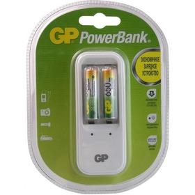 Фото Аккумулятор + зарядное устройство GP PowerBank PB410GS65 AAA 650mAh (цена за 1 шт.). Интернет-магазин Vseinet.ru Пенза