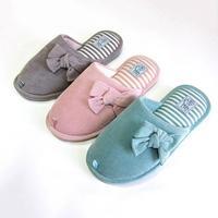 Фото 3122 W-CH-С Обувь домашняя женская ( пантолеты ). Интернет-магазин Vseinet.ru Пенза