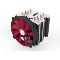 Вентилятор Deepcool REDHAT Soc-AMD/1150/1155/1156/2011/ 4pin 12-31dB Al+Cu 250W 1079g винты ultra-silent RTL. Интернет-магазин Vseinet.ru Пенза