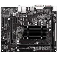 Материнская плата ASRock D1800M, Intel Celeron J1800, Bay Trail-D, 2xDDR3, 1xPCI-E16x, HDMI+DVI+VGA, SATA2, USB 3.0, GbLAN, 5.1CH, HDA, на основе Realtek ALC662, microATX. Интернет-магазин Vseinet.ru Пенза