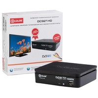 Ресивер D-COLOR DC921HD DVB-T/T2. Интернет-магазин Vseinet.ru Пенза
