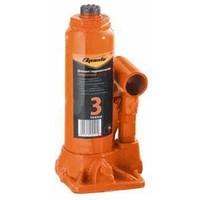 Домкрат гидравлический бутылочный, 3т, h подъема 180-340мм SPARTA 50322. Интернет-магазин Vseinet.ru Пенза
