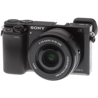 Фотоаппарат Sony Alpha A6000L, 24.7 Mpx/4x, Black, Kit 16-50mm. Интернет-магазин Vseinet.ru Пенза