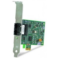 Net Card Allied Telesis PCI-E AT-2711FX/SC-001 100FX Fast Ethernet PCI-Express Fiber Adapter Card; SC connector. Интернет-магазин Vseinet.ru Пенза