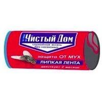 02-188 Липкая лента от мух с аттрактантом. Интернет-магазин Vseinet.ru Пенза