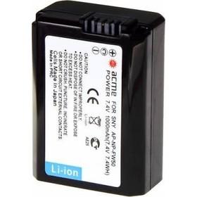 Аккумулятор ACME POWER AP-NP-FW50 для SONY (7.4V, 1000 mAh, Li-Ion)