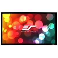 Экран на раме Elite Screens 149.9х264.2см ER120WH1 16:9 SableFrame Series fixed screen. Интернет-магазин Vseinet.ru Пенза