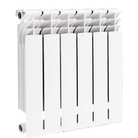 Радиатор биметаллический KONNER 100/500 12 секц.. Интернет-магазин Vseinet.ru Пенза