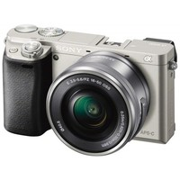 Фотоаппарат Sony Alpha A6000L, 24.7 Mpx/4x, silver, Kit 16-50mm. Интернет-магазин Vseinet.ru Пенза