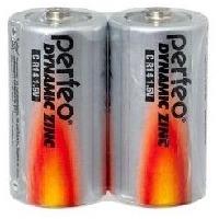 Батарейка PERFEO R14-2SH DYNAMIC ZINC. Интернет-магазин Vseinet.ru Пенза