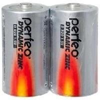 Батарейка PERFEO R20-2SH DYNAMIC ZINC (цена за 1 шт.). Интернет-магазин Vseinet.ru Пенза