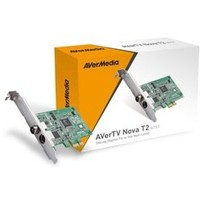Тюнер-ТВ/FM Avermedia AVerTV Nova T2 внутренний PCI-E/S-Video/RCA PDU HomeFreeTV APP Available!. Интернет-магазин Vseinet.ru Пенза