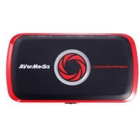 Карта видеозахвата Avermedia Live Gamer Portable внешний USB/S-Video/RCA PDU HDMI. Интернет-магазин Vseinet.ru Пенза