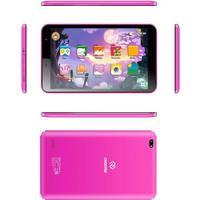 Фото Детский планшет DIGMA CITI Kids 81, 2GB, 32GB, 3G, Android 10.0 Go розовый [cs8233mg]. Интернет-магазин Vseinet.ru Пенза