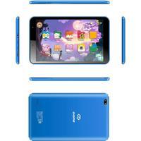 Фото Детский планшет DIGMA CITI Kids 81, 2GB, 32GB, 3G, Android 10.0 Go синий [cs8233mg]. Интернет-магазин Vseinet.ru Пенза