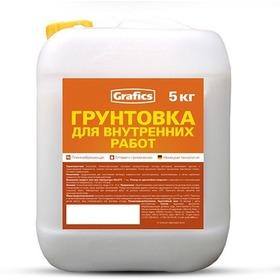 """Фото ВАК В-Г """"Грунт для внутренних работ"""" 3 кг.. Интернет-магазин Vseinet.ru Пенза"""