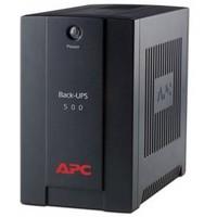 Источник бесперебойного питания APC Back-UPS BX500CI 500VA черный AVR (3) IEC 320 C13 + (1) IEC Jumpers. Интернет-магазин Vseinet.ru Пенза