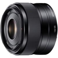 Объектив Sony 35mm f/1.8 Alpha NEX (SEL35F18). Интернет-магазин Vseinet.ru Пенза