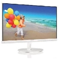 "Монитор Philips 21.5"" 224E5QSW (00/01) White AH- IPS LED 5ms 16:9 DVI 20M:1 250cd. Интернет-магазин Vseinet.ru Пенза"