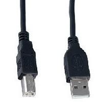 PERFEO U4101 USB2.0 A вилка - В вилка 1 м. Интернет-магазин Vseinet.ru Пенза