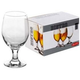 Набор фужеров PASABAHCE BISTRO 44417B / 6 предметов / 330 мл / для пива
