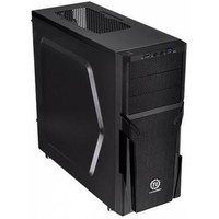 Корпус Thermaltake H21 Versa CA-1B2-00M1NN-00 черный w/o PSU ATX SECC 1*120mm fan USB2.0 USB3.0 audio HD screwless bott PSU. Интернет-магазин Vseinet.ru Пенза