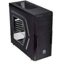 Корпус Thermaltake H22 Versa CA-1B3-00M1NN-00 черный w/o PSU ATX SECC 1*120mm fan USB2.0 USB3.0 audio HD screwless bott PSU. Интернет-магазин Vseinet.ru Пенза