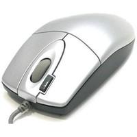 Мышь A4Tech OP-620D SILVER USB проводная, USB, серебристая. Интернет-магазин Vseinet.ru Пенза
