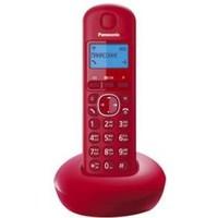 Радиотелефон Dect Panasonic KX-TGB210RUR красный. Интернет-магазин Vseinet.ru Пенза
