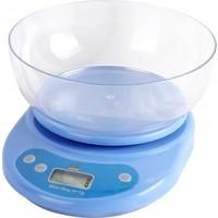 Весы кухонные Irit IR-7119 , голубые. Интернет-магазин Vseinet.ru Пенза
