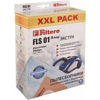 Пылесборник Filtero FLS 01 (8) XXL PACK Экстра. Интернет-магазин Vseinet.ru Пенза