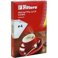 Фильтр Filtero №4/40 белый для кофе. Интернет-магазин Vseinet.ru Пенза