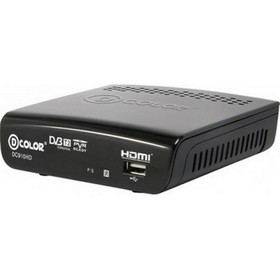 Ресивер D-COLOR DC910HD DVB-T/T2