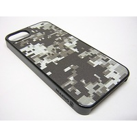 Крышка GRIFFIN для iPhone 5/5S, Black, Black (Y0GB35527) Pixelcrash Form QR Camo Оригинал!. Интернет-магазин Vseinet.ru Пенза