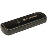 Флешка Transcend JetFlash 350 4Гб,  USB 2.0, черный (TS4GJF350). Интернет-магазин Vseinet.ru Пенза
