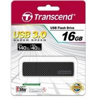 Флешка Transcend JetFlash 780 16Гб, USB 3.0, черный с серым (TS16GJF780). Интернет-магазин Vseinet.ru Пенза