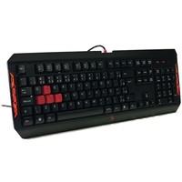Клавиатура A4Tech Q100 проводная, USB,. Интернет-магазин Vseinet.ru Пенза