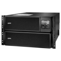 Источник бесперебойного питания APC Smart-UPS SRT SRT10KRMXLI 10kW черный 10 kVA,Входной 230V /Выход 230V, Interface Port Contact Closure, RJ-45 10/100 Base-T, RJ-45 Serial, Smart-Slot, USB, Extended runtime model, 6U. Интернет-магазин Vseinet.ru Пенза
