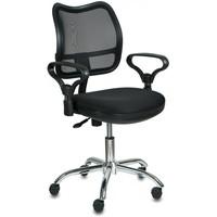 Кресло БЮРОКРАТ CH-799SL/TW-11, на колесиках, ткань, черный. Интернет-магазин Vseinet.ru Пенза
