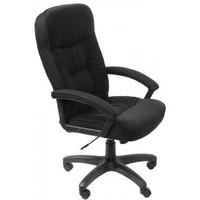 Кресло руководителя БЮРОКРАТ T-9908AXSN, на колесиках, ткань, черный [t-9908axsn-black]. Интернет-магазин Vseinet.ru Пенза