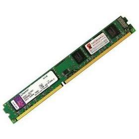 Модуль памяти  Kingston, DDR3, 2Гб, 1600МГц, 11-11-11 (KVR16N11S6A/2-SP)
