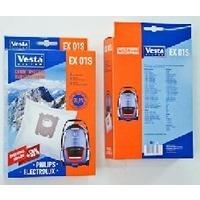 VESTA FILTER EX 01S синтетика комл. 4шт.+2 фильтра (10). Интернет-магазин Vseinet.ru Пенза